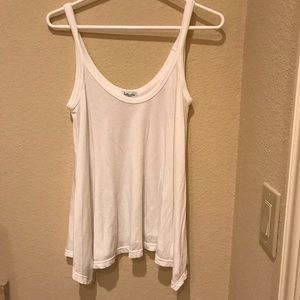 Splendid white tank - XS